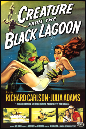 Creature-from-the-Black-Lagoon-1954-Movie-Poster2